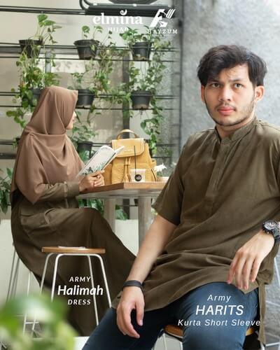Halimah ~ Harits