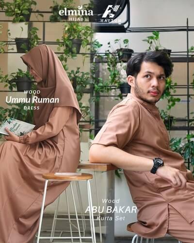 Ummu Ruman ~ Abu Bakar